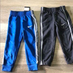 Boys 4T Nike Pants set of 2